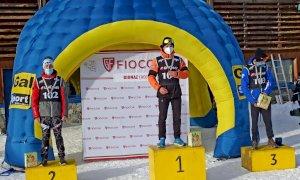 Biathlon, Michele Carollo oro tra gli Aspiranti ai campionati italiani giovanili
