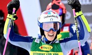 Sci alpino, Bassino nell'Olimpo azzurro: è la sesta italiana per numero di vittorie in Coppa del Mondo