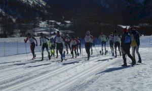 Sci di fondo, a Chiappera lo sci club Alpi Marittime vince il memorial Marino