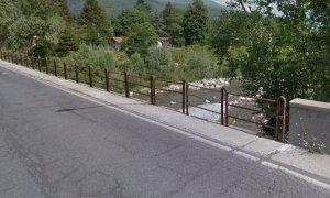 Garessio, il ponte sulla provinciale sarà abbattuto e sostituito da una struttura a una sola arcata