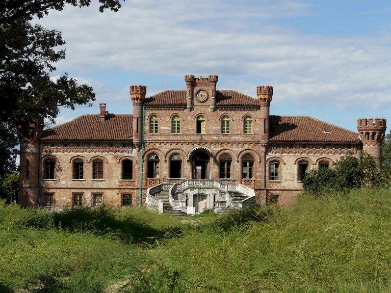 Villa Grosso di Grana (Immagine del Comune di Marene)