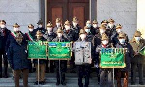 Gli Alpini hanno celebrato a Mondovì il 78° anniversario della battaglia di Nowo Postojalowka