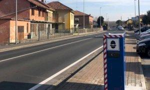 Viabilità: nuovo box per autovelox a Cinzano. ''Servirà come deterrente''