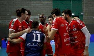 Volley A2/M: Cuneo, così non va. Ora testa alla trasferta a Reggio Emilia