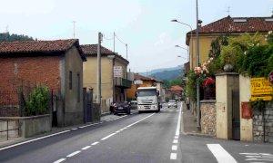 Strada del Colle di Nava, senso unico alternato per lavori nel tratto di Bagnasco