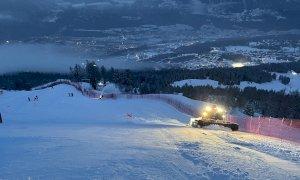 Sci alpino, posticipata alle 13.15 la discesa libera di Crans Montana