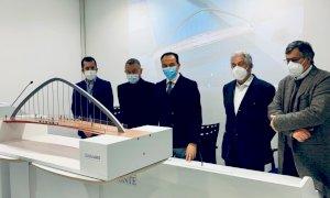Demarchi e Gagliasso: ''Il ponte di Giugiaro sul Tanaro, il futuro progettato da un garessino per Garessio''