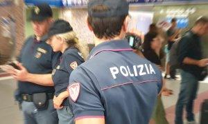 Operazione ''Active Shield'', più di mille persone controllate dalla Polfer in 28 stazioni del Piemonte