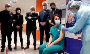 Quasi 137mila persone già vaccinate contro il Covid-19 in Piemonte