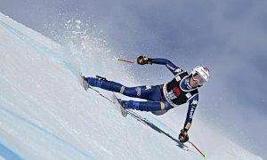 Sci alpino, Bassino non ripete: solo ottava nel SuperG di Crans Montana