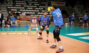 Pallavolo A2/M: Cuneo cede a Reggio Emilia in quattro set