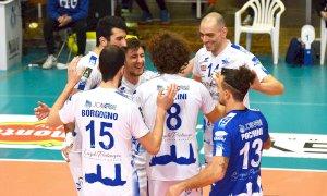 Pallavolo A2/M: Vbc Synergy Mondovì perfetto, Taranto sconfitto 3-0