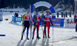 Sci di fondo, campionati italiani: oro per Samuele Giraudo nello sprint aspiranti