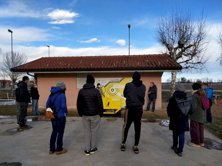 Busca, avviato in frazione San Rocco il progetto Re&Ti
