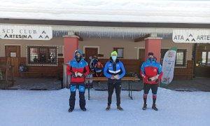 Sci alpino, ad Artesina il secondo Gigante FIS Cittadini: tutti i risultati