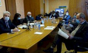 Un nuovo regolamento provinciale per il canone di occupazione di aree e spazi pubblici