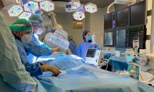 Al 'Santa Croce' utilizzato per la prima volta in Piemonte un nuovo metodo per interventi al cuore (VIDEO)
