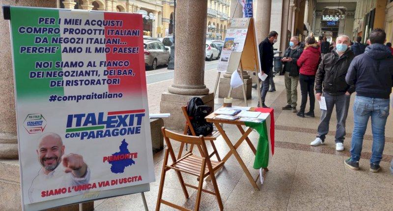 Italexit sulla svolta 'europeista' della Lega: ''La battaglia per la sovranità non è un jolly elettorale''