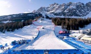 Sci, il nuovo programma dei Mondiali di Cortina: Marta Bassino in pista giovedì per il SuperG