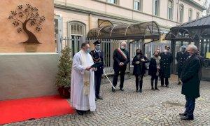 Cuneo: inaugurata una targa dedicata a Giovanni Palatucci, ultimo questore di Fiume italiana