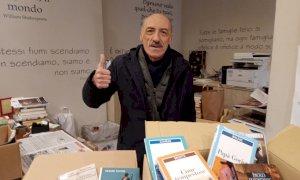 Chiusa Pesio, il 'grazie' dell'amministrazione per una donazione di libri alla biblioteca