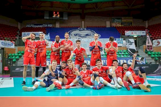 Pallavolo A2/M, Cuneo in semifinale di Coppa Italia