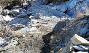 Un sito per conoscere i sentieri del Parco del Mercantour inagibili dopo l'alluvione di ottobre