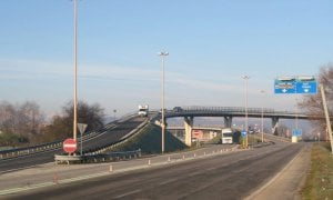 Alba, dal 15 febbraio breve deviazione per il traffico della tangenziale in direzione Roddi