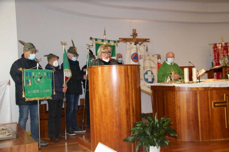 Fossano, celebrata la messa di commemorazione dei martiri delle foibe e degli esuli istriani
