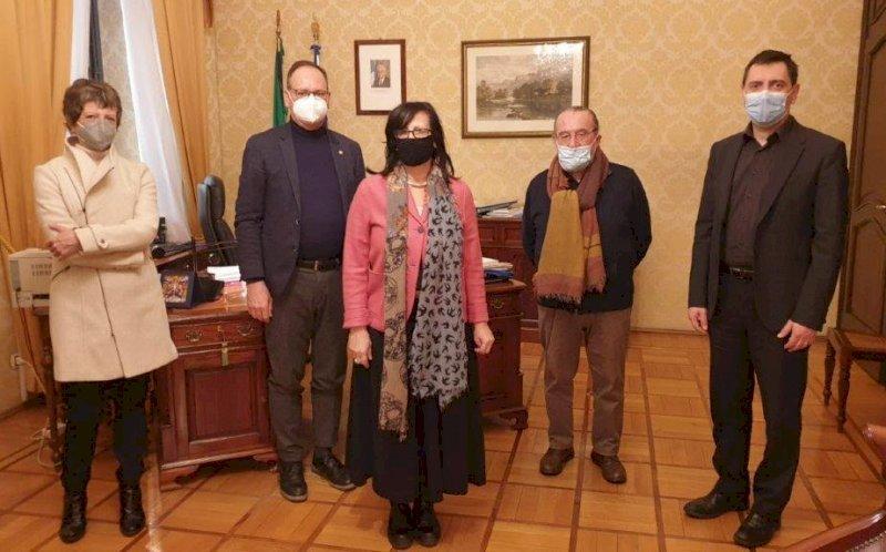 Cuneo, i rappresentanti delle Acli ricevuti dal Prefetto