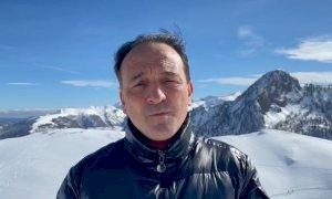Stop agli impianti di sci, Cirio tira la giacca al premier Draghi: ''Dimostri che la musica è cambiata''