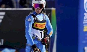 Favolosa Marta Bassino! La borgarina vince la medaglia d'oro nel parallelo dei Mondiali di Cortina