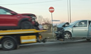 Scontro tra due auto, rallentamenti tra Cuneo e Borgo San Dalmazzo