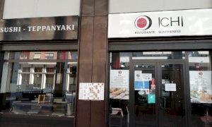 Cuneo: non ci sono le distanze tra i tavoli, multato il ristorante giapponese Ichi
