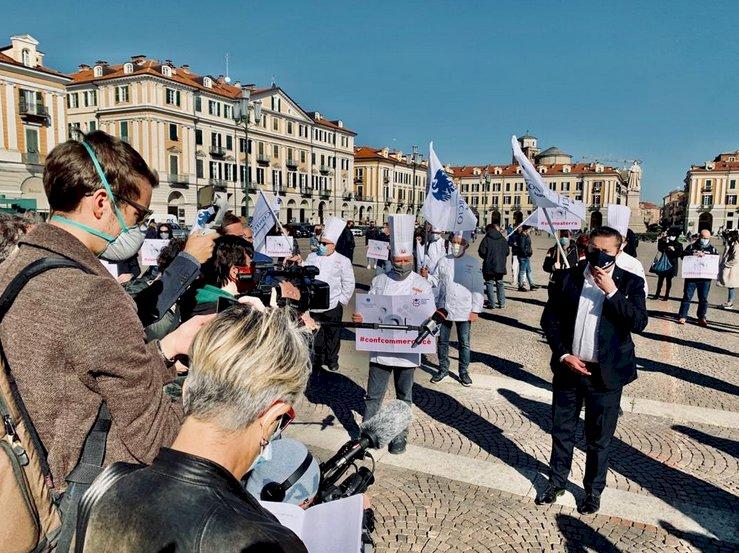 La manifestazione dello scorso ottobre