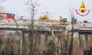 Gravi due giovani operai caduti per una ventina metri: erano al lavoro lungo la Torino-Savona