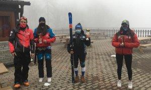 Melissa Astegiano vince nel primo Gigante FIS-NJR ad Usseglio