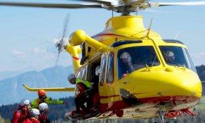 Due incidenti nel pomeriggio: soccorsi una scialpinista a Limonetto e un mountain biker a Piasco