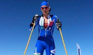 Sci alpinismo, Katia Tomatis torna in Coppa del Mondo e centra subito la top ten