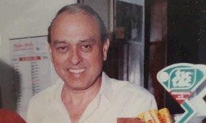 Cuneo saluta Armando Regis, per vent'anni gestì il bar della Stazione