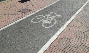 I lavori della ciclabile di corso Nizza fermi da oltre due mesi. Dalmasso: ''Inaccettabile''