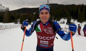 Biathlon, due cuneesi convocati per i Mondiali Giovanili in Austria