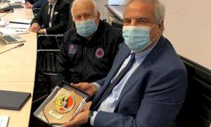 Dalla Protezione Civile il grazie alla CRC per il supporto garantito durante la pandemia
