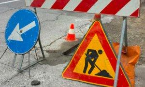 Ancora sensi unici e chiusure per cantieri sulle strade provinciali