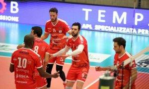 Pallavolo A2/M, l'avventura della Coppa Italia per Cuneo finisce in semifinale
