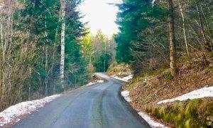 Stanziati 970 mila euro per la strada comunale del colle di Sampeyre