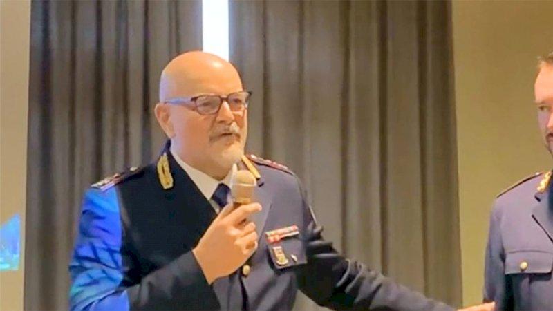 Vittima del Covid l'ex comandante della Polstrada di Cherasco e Mondovì