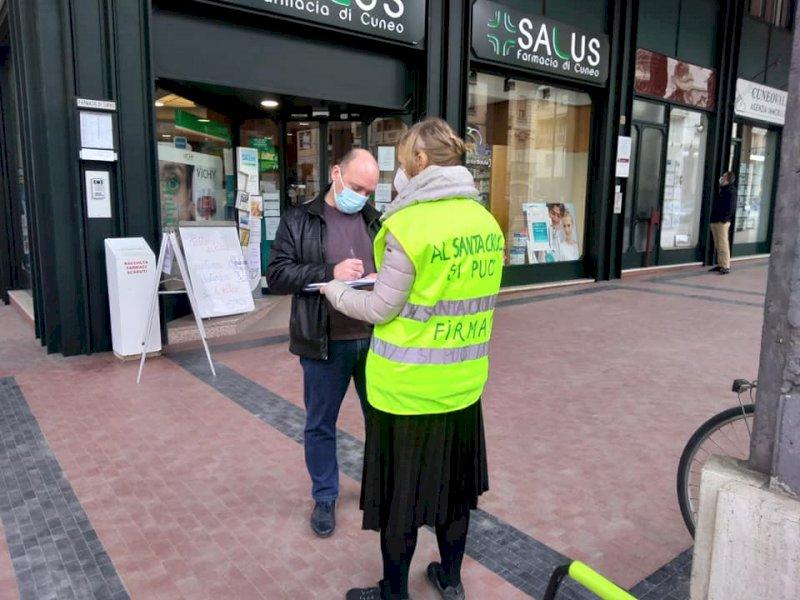 'Al Santa Croce si può': primo giorno di raccolta firme per il comitato anti-Carle