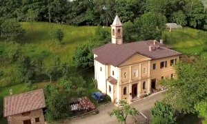 Si cercano contributi per il restauro e risanamento della chiesa di Rosbella di Boves