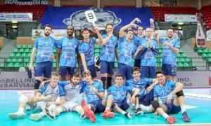 Pallavolo A2/M, Cuneo torna alla vittoria contro Cantù